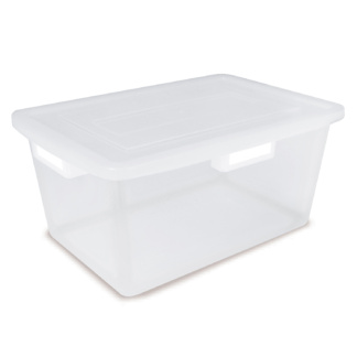 CONTAINERS WITH COVER