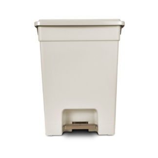 TRASH CANS & DUST PAN