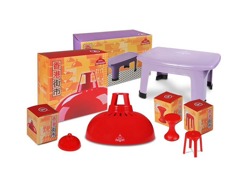 Red A x HK Market