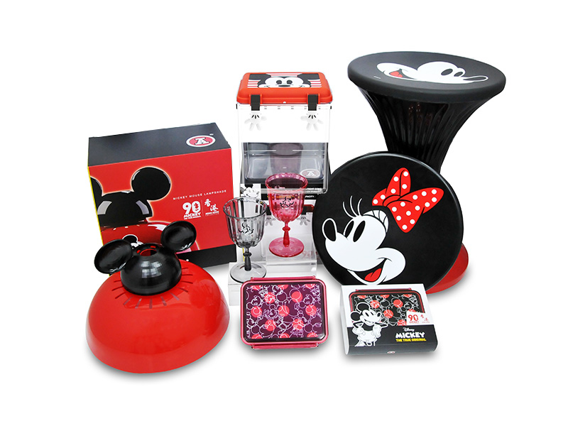 Red A x Mickey